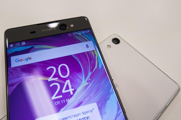 Sony Xperia XA Ultra - новый фаблет с 16-мегапиксельной фронтальной камерой