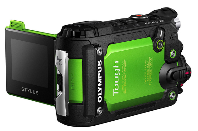 Экшн-камера Olympus Stylus Tough TG-Tracker