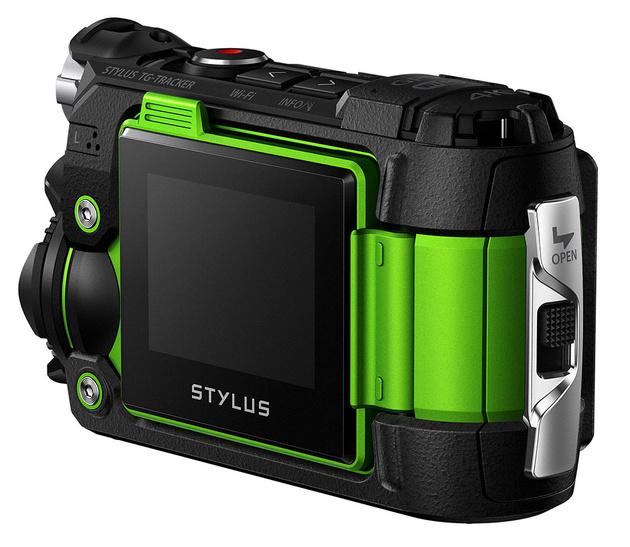 Экшн-камера Olympus Stylus Tough TG-Tracker