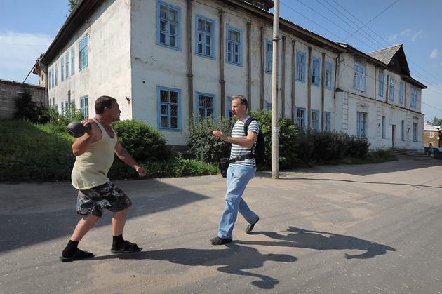 Александр Петросян о трудностях стрит-фотографии