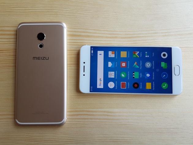 Компания Meizu представила в России смартфон Meizu Pro 6, а также интересные аксессура
