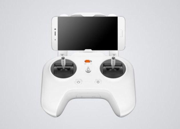 Xiaomi Mi Drone – бюджетный дрон с видео 4К