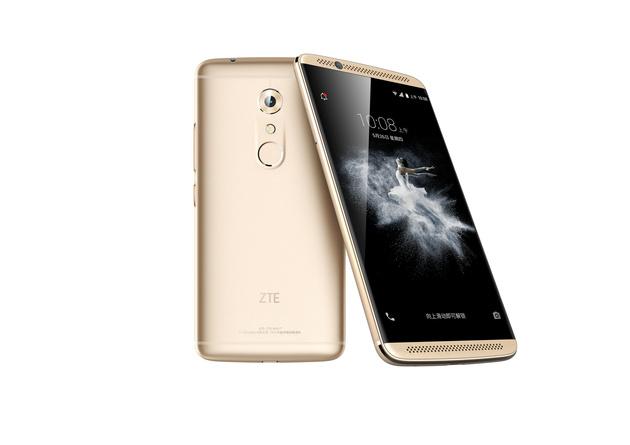 ZTE представляет флагманский смартфон AXON 7