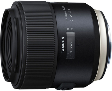 Тест объектива Tamron SP 85mm F1.8 Di VC USD