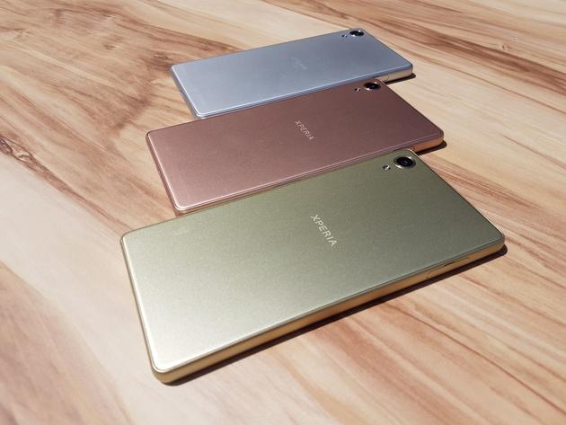 Смартфоны линейки Sony Xperia X можно приобрести от 21990 рублей