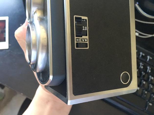 InstantFlex TL70 2.0 – обновление моментальной камеры