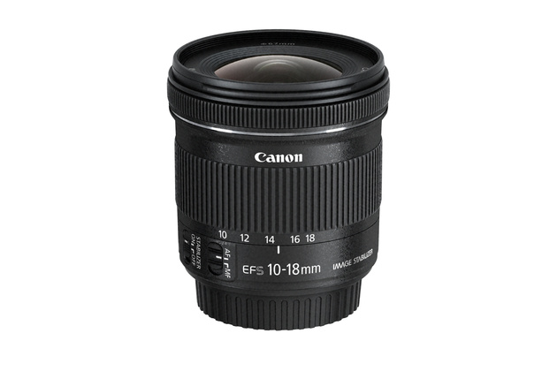 Обзор STM-объективов Canon: EF-S 10-18mm f/4.5-5.6 IS STM, EF 50mm f/1.8 STM, EF 24-105mm f/3.5-5.6 IS STM