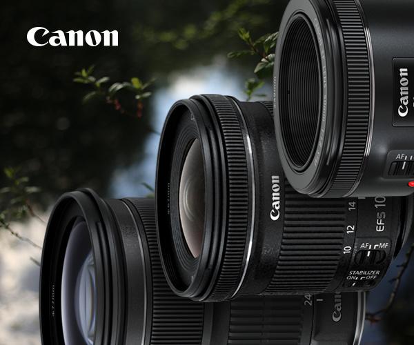 Обзор STM-объективов Canon: EF-S 10-18mm f/4.5-5.6 IS STM, EF 50mm f/1.8 STM, EF 24-105mm f/3.5-5.6 IS STM