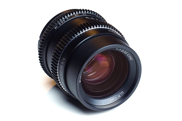 Фикс-объективы SLR Magic CINE 35mm и 75mm для байонета Е