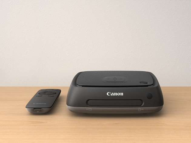 Обзор Canon Connect Station CS100