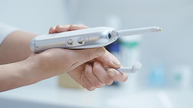 Prophix – зубная щетка со встроенной камерой – снимает фото 10 Мп и видео 1080p