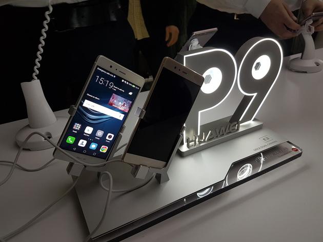 Huawei P9 и Huawei P9 Plus в России в июне: 39990 и 49990 рублей соответственно!
