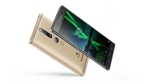 Lenovo представил смартфон Phab 2 Pro с технологией Project Tango