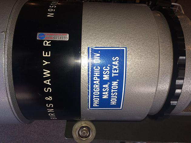 На аукционе будет продаваться уникальный гигантский объектив 1000mm f/4.5