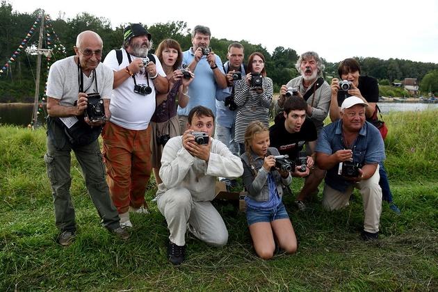 Международный фестиваль фотографии «ФОТОПАРАД в Угличе»