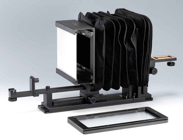 Pentax Film Duplicator 4x5 для оцифровки пленки вплоть до СФ