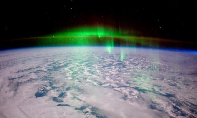 Космонавт Тим Пик: лучшие снимки с МКС
