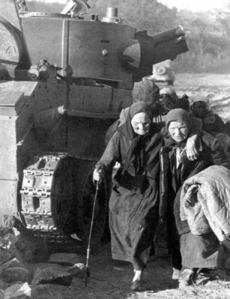 Фотографии первых дней Великой Отечественной войны
