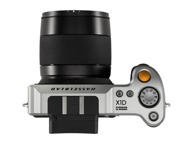 Среднеформатная беззеркальная камера Hasselblad X1D