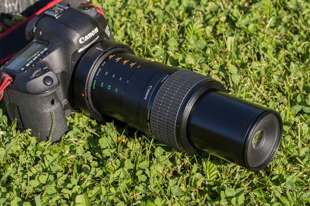 Сравнительный тест макрообъективов Canon