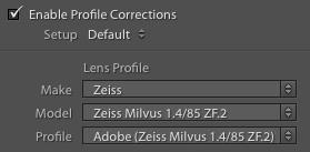 Тест объектива ZEISS Milvus 1.4/85