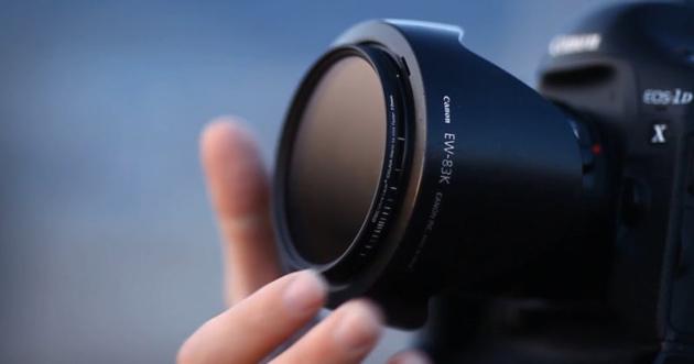 Светофильтр «Warm-to-Cold Fader» плавно изменяет цветовую температуру снимка