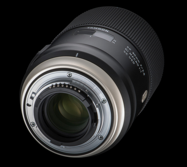 Тест объектива Tamron SP 90mm f/2.8 Di VC USD 1:1 Macro