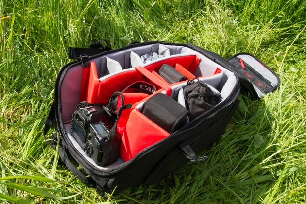 Обзор рюкзаков Manfrotto