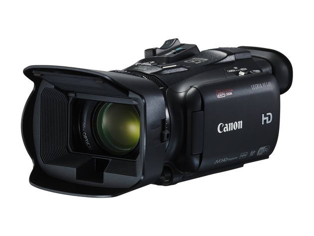 Тест видеокамеры Canon LEGRIA HF G40