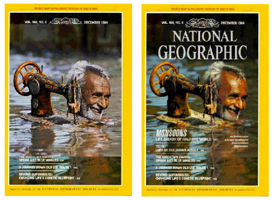 Журнал National Geographic заявляет о приверженности принципам «честных» снимков