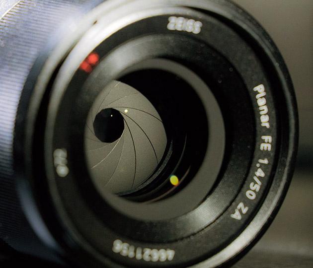 Объектив Sony FE 50mm f/1.4 – с 11-лепестковой диафрагмой и великолепным боке
