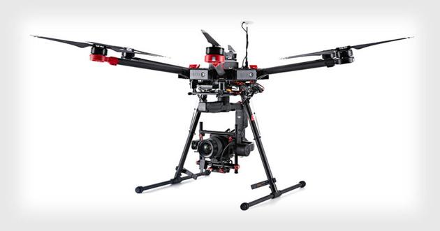 DJI и Hasselblad собираются совместно выпускать супердрон с камерой