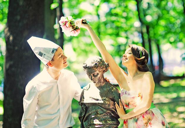Кинематограф — помощник свадебного фотографа