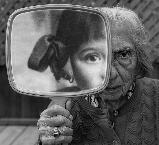 Тони Лучиани: фотосессия для мамы