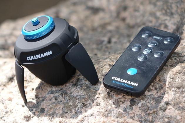 Cullmann Magnesit copter и Cullmann SMARTpano 360. Нестандартный взгляд на штативы