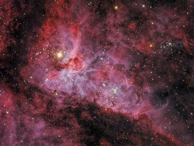В Австралии подвели итоги конкурса астрофотографии David Malin Awards