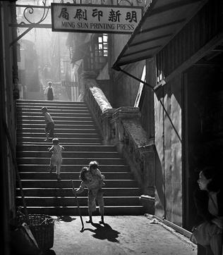 Мастер уличной фотографии Хо Фань