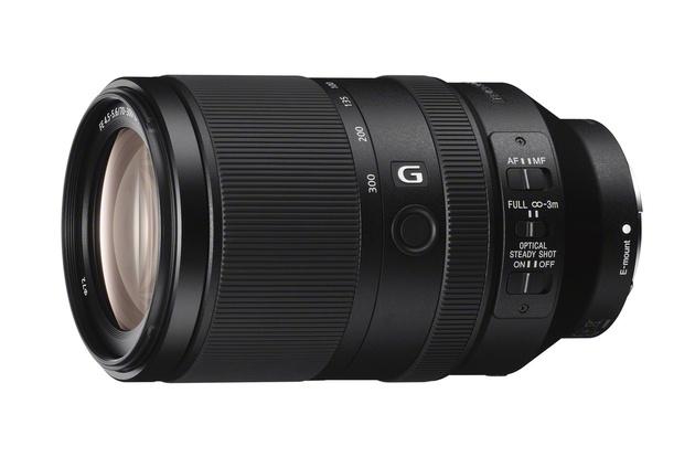 Обзор объектива Sony FE 70-300mm f/4.5-5.6 G OSS