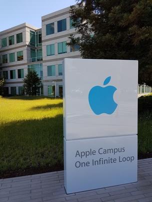 В отпуск со смартфоном. Часть 1: Apple и Калифорния
