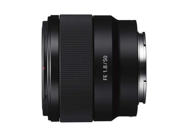 Обзор объектива Sony FE 50mm F1.8 (SEL50F18F)