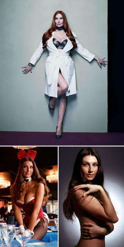 Модели Playboy 60 лет спустя