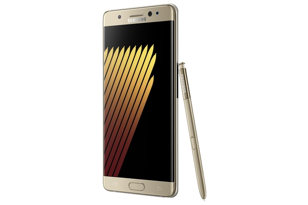 Samsung Galaxy Note 7 представлен официально!