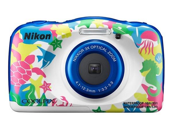 Анонсирована Nikon Coolpix W100