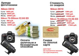 «Прокат и выкуп подержанной фототехники, а также Trade-in по цене выше рыночной в Pixel24.ru»