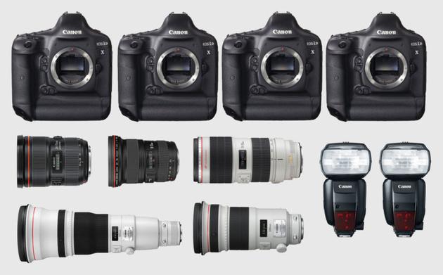 Фотографы, снимающие на Canon, готовятся к Олимпиаде в Рио
