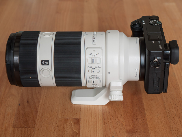 Обзор объектива Sony 70-200mm f/4 G OSS (SEL-70200G)