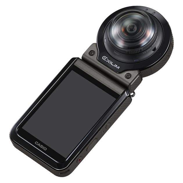 Компания Casio выпустила защищенную камеру EX-FR200 модульной конструкции