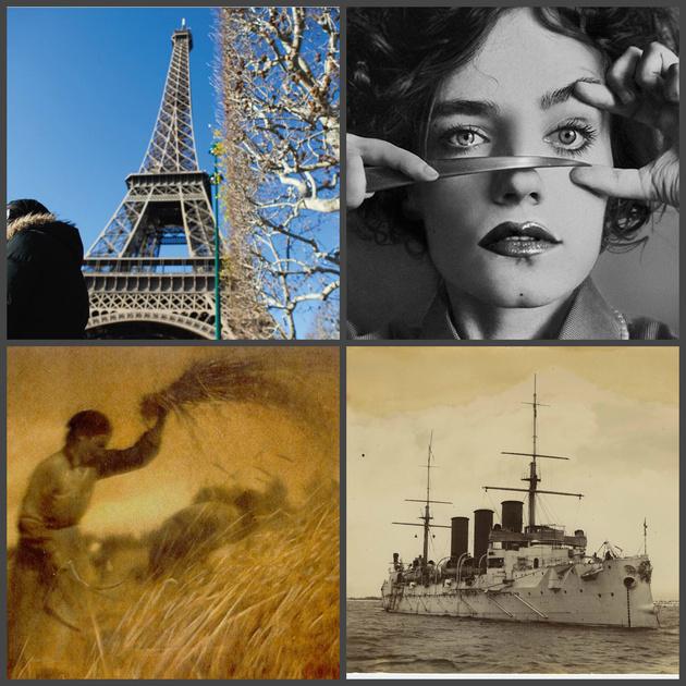 Всемирный день фотографии в Галерее Классической фотографии