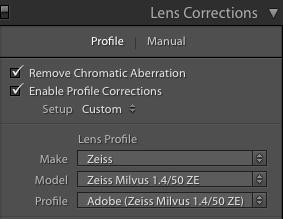 Тест объектива ZEISS Milvus 1.4/50