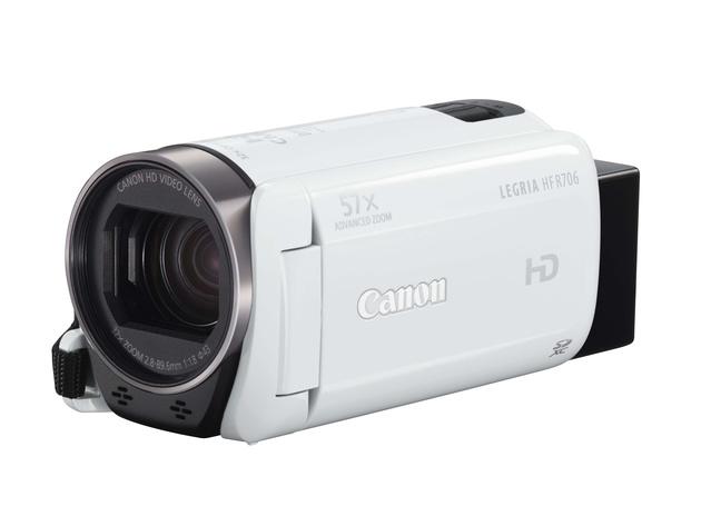 Сравнительный тест любительских видеокамер Canon LEGRIA HF R706, HF R76, HF R78